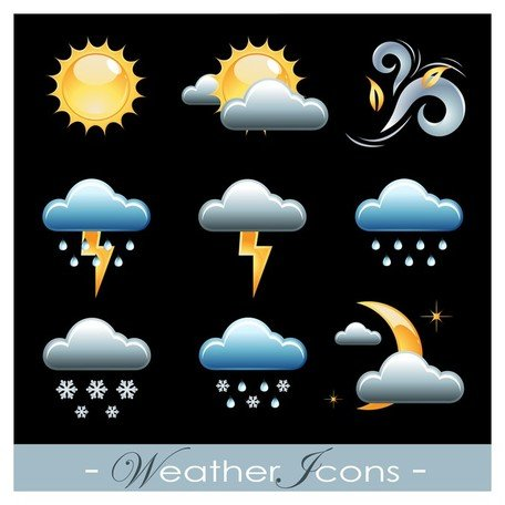 fine weather icon 2