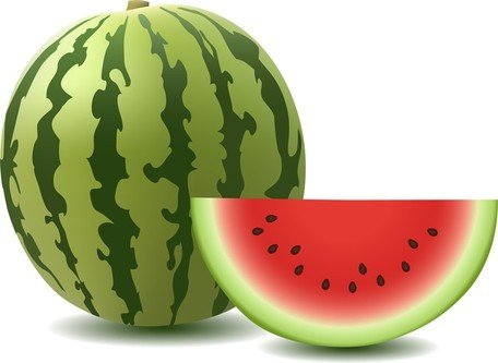free watermelon clipart and vector graphics clipart me rh clipart me watermelon clipart public domain watermelon clipart black and white