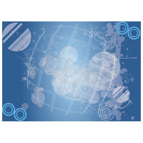 BLUE ABSTRACT BACKGROUND IMAGE.eps