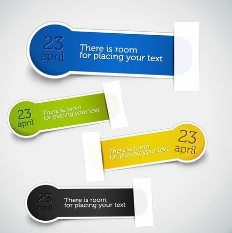 Information Stickers 02