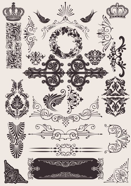 Exquisite Decorative Pattern