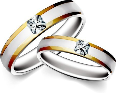 Precious Wedding Ring 04