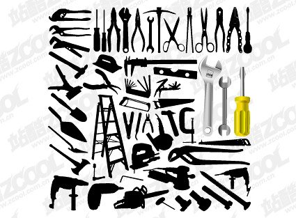 Vector cutting tools material