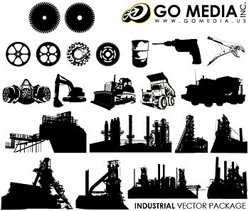 Go Media Vector Chupin material (set8) - Builders