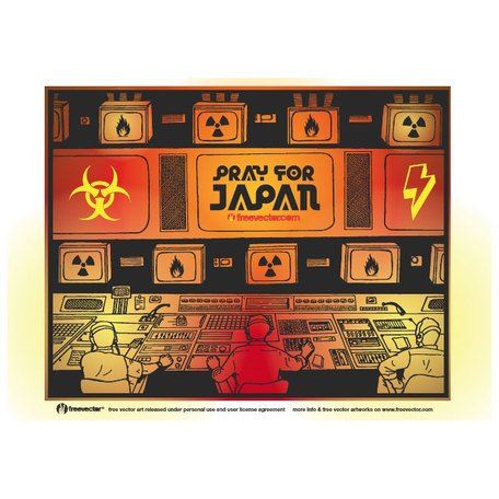 PRAY FOR PEOPLE OF JAPAN VECTOR.eps