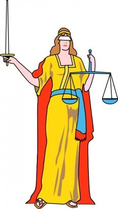 Lady Blind Justice