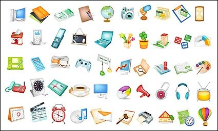 Useful items commonly used icon