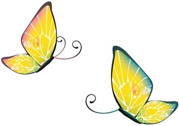 Butterfly Vector 27