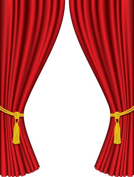 free curtain clipart and vector graphics clipart me rh clipart me curtain clip art free drapery clip art