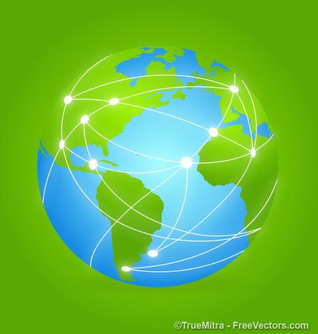 Digital Green Earth