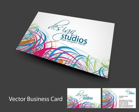 Brilliant Dynamic Business Card Template 04