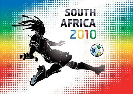 Zuid-Afrika 2010 World Cup Wallpaper