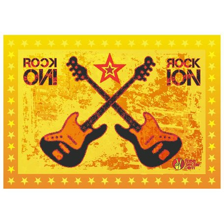 ROCK GUITARS GRUNGE VECTOR.ai