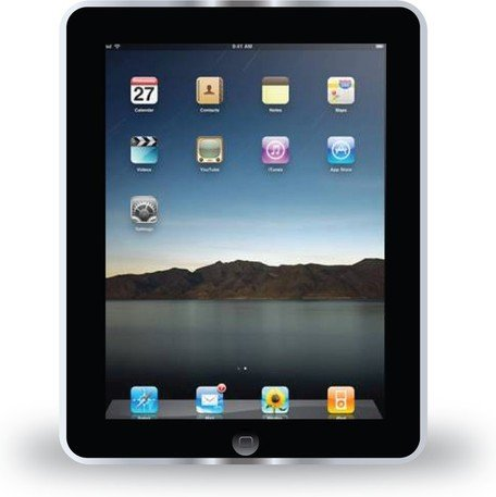 Wektor swobodny Apple Ipad