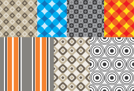 Geometric Patterns Illustrator