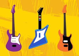 Toy Guitars