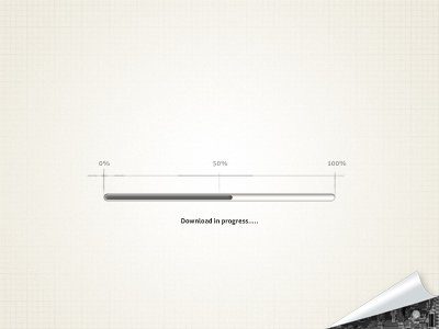 Download Progress Bar