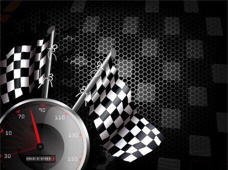 Racing Theme Background