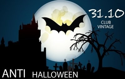 Stagionale Halloween Night Flyer modello