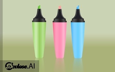 Color Marker Pen Pack