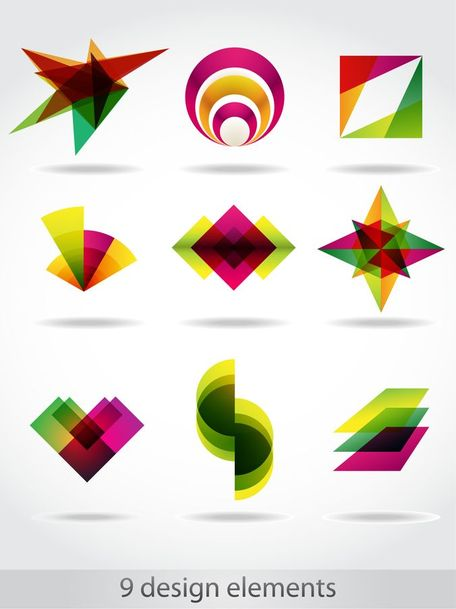abstraktní symbol graphics 04
