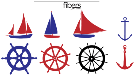 Free Nautical Vector Pack