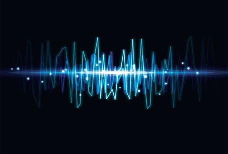 Dynamic Audio Waves 04