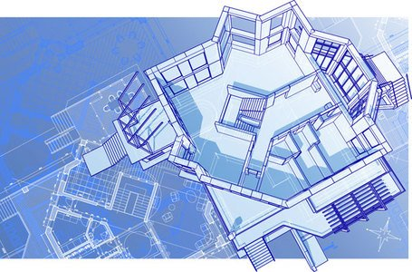 Indoor house plan, Vector File - Clipart.me