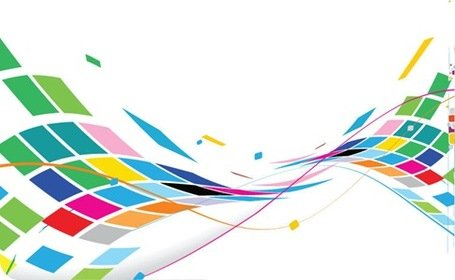 Colorful Abstract Background Designs Png Abstract Wavy Design Colorful