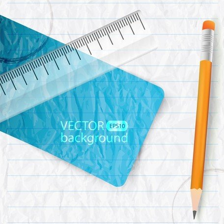 Realistic Learning Stationery 03