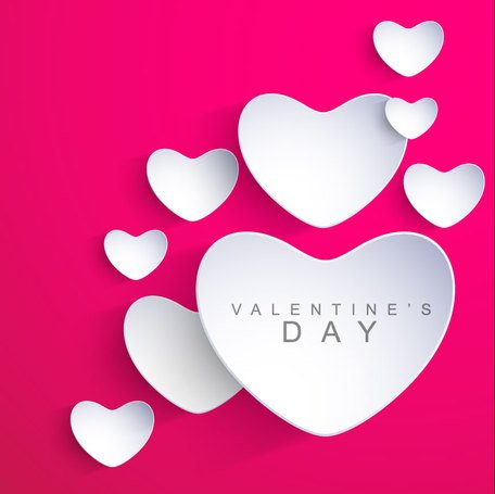 Valentines Day Greeting card background Vectors Clipartme – Valentine Card Background