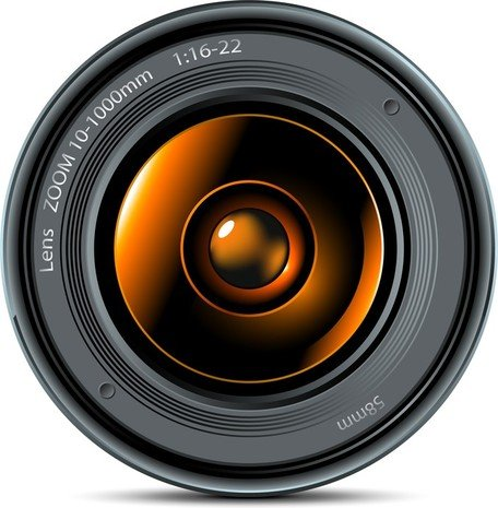 free camera lens clipart and vector graphics clipart me rh clipart me camera lens clipart png camera lens clipart