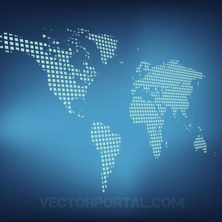 WORLD MAP VECTOR DESIGN.eps