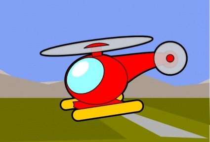 Helicopter Chopper
