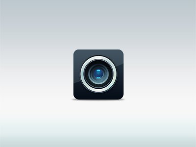 iPhone Camera Icon