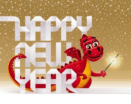 2012 year Of The Dragon ontwerpen 01