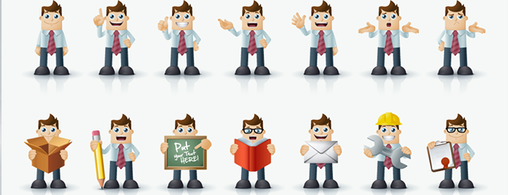 Free Free Vector Characters Clipart and Vector Graphics - Clipart me