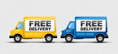 Free Delivery Truck Clip Art, Vector Free Delivery Truck - 1000 ...