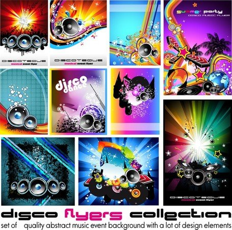 Poster Dynamic Musical Elements