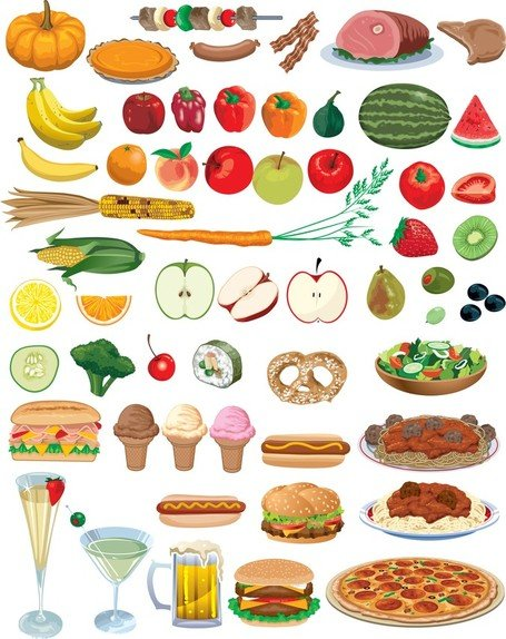 Food Fruits And Vegetables