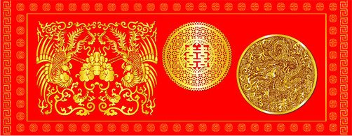 Chinese classical pattern