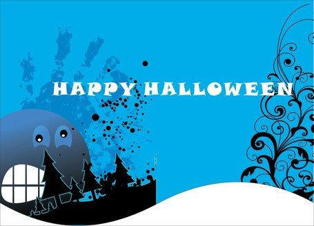 Halloween illustrazione vettoriale