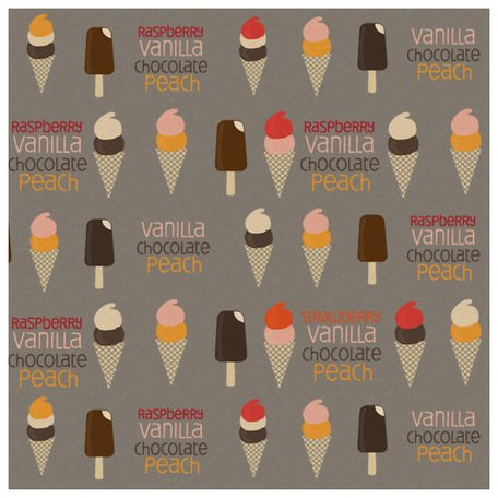 Ice Cream - gratis Photoshop en Illustrator patronen