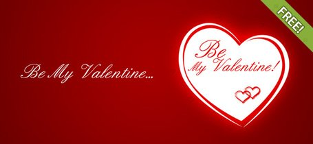 Be My Valentine Free Printable Greeting Cards Template
