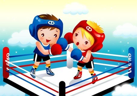 free children boxing clipart and vector graphics clipart me rh clipart me clipart boxing ring boxing clip art images