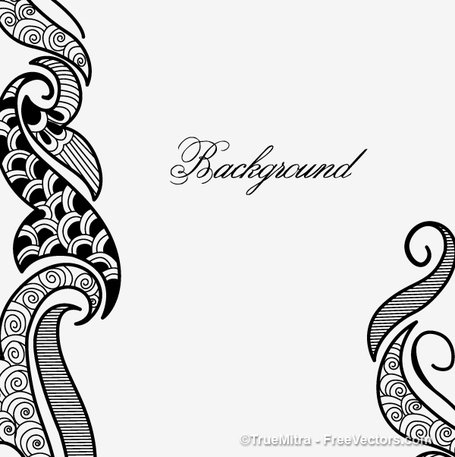 Free Henna Art Clipart And Vector Graphics Clipart Me