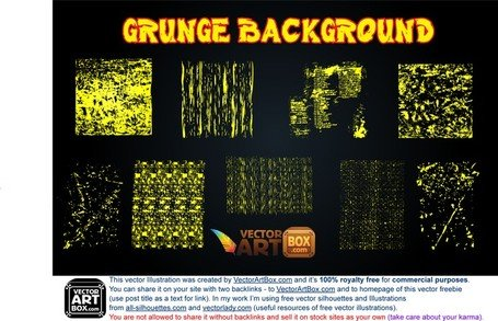 Livre Grunge Background