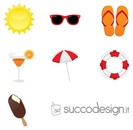 free summer icon clip art free download free summer icon clip art free download