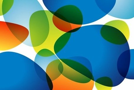 Abstract Colorful Background Vector Graphic Artwork