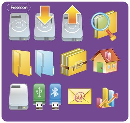 12 Free Vector Icons